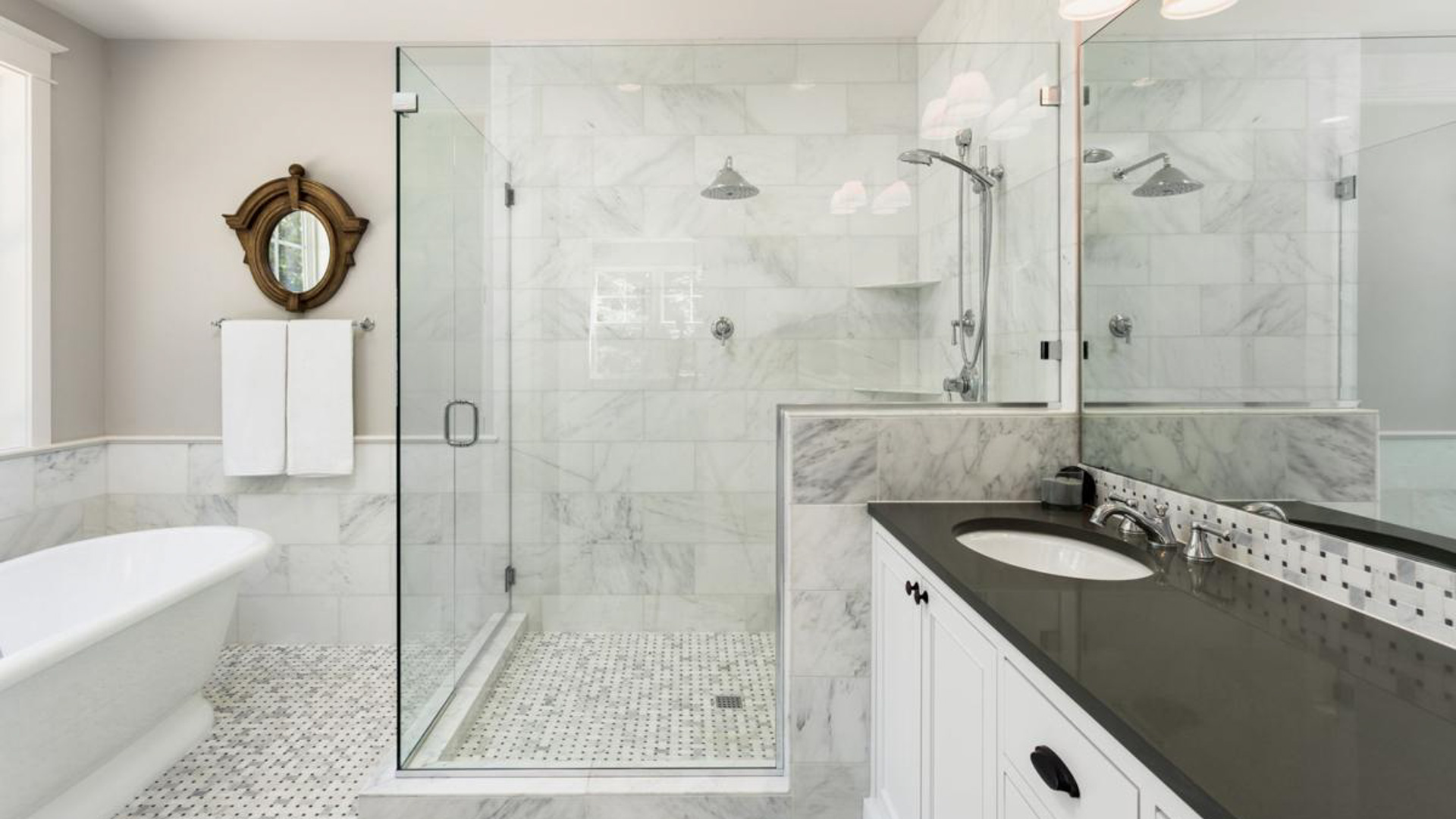 5 Ways to keep your glass shower clean